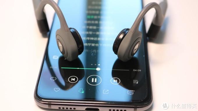南卡骨传导蓝牙耳机体验:无需入耳让耳道更卫生,街跑更安全!