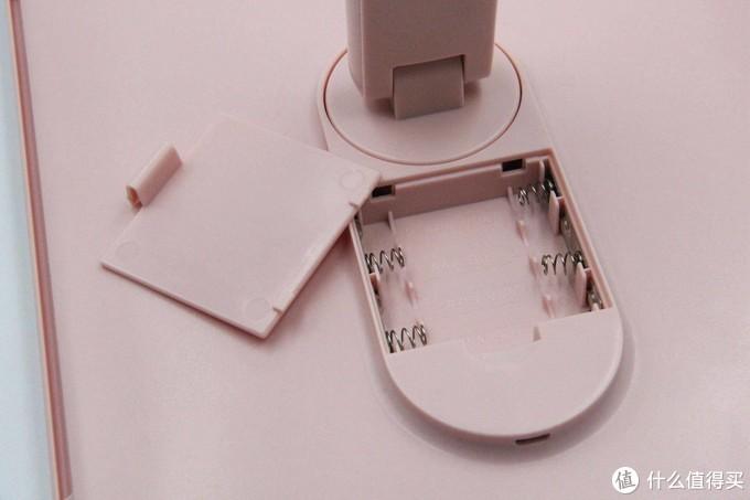 可折叠的美妆神器,忆思好美妆镜开箱