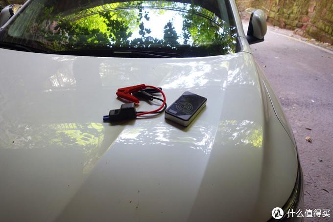 单车自驾,要有个汽车启动电源才够放心