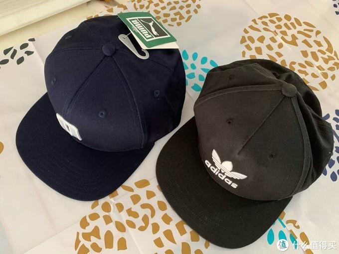 两顶便宜的帽子,PUMA VS Adidas