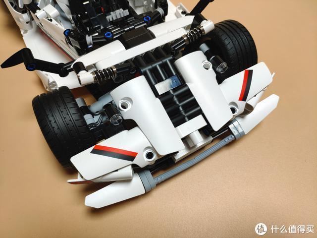 有些任性,大人才懂,小米的智能积木公路赛车又没忍住下了单