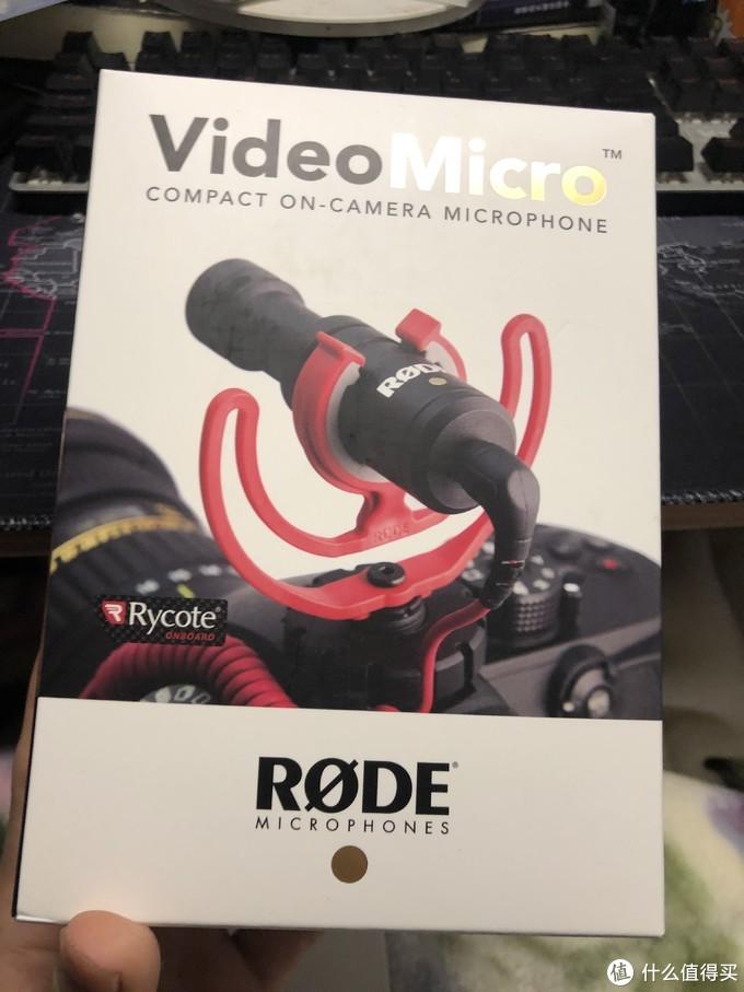Vlogger人手一支的麦克风?——Road罗德Video micro