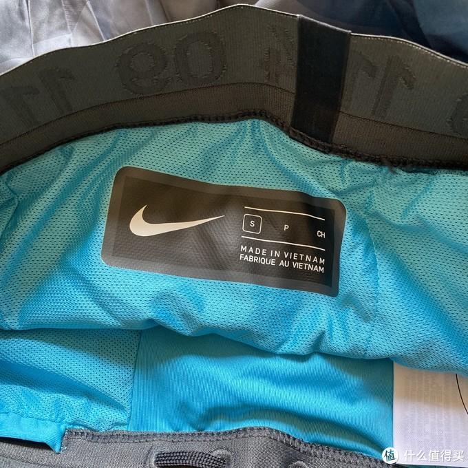 NIKE TECH 2-IN-1跑步短裤