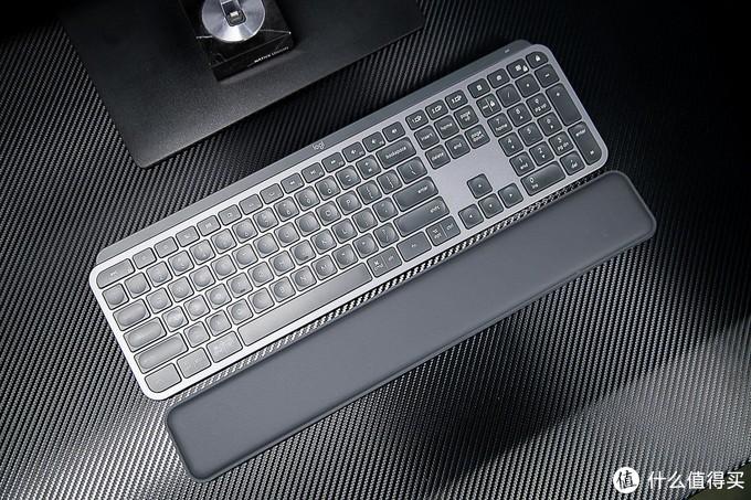 高颜值无线办公键鼠使用感受分享—罗技craft+master2s