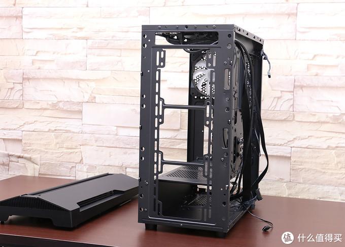 如何用一个不到 300 元的机箱装出高档次主机?微星雷万汀机箱装机小记