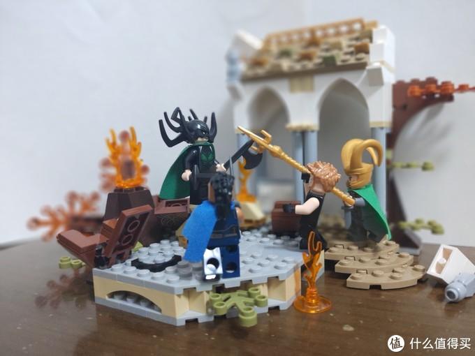 趁着双十一杀一波肉——LEGO 乐高 指环王系列 79006 杀肉