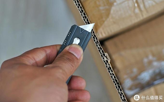 锋利无比、颜值在线:斐戈FEGVE壁纸刀《商》上手体验