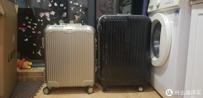 2019年双11记录——捡漏价LATIT21寸铝框行李箱开箱