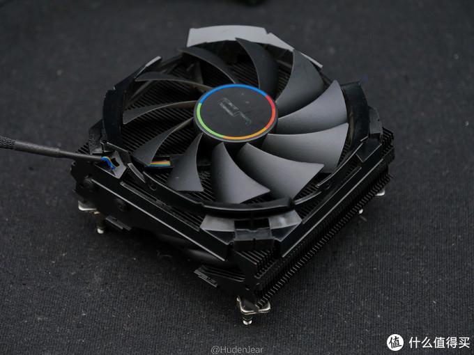利民 AXP90纯铜 对比测试,谁是最佳itx散热