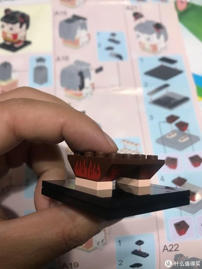 丛电影到积木看看看国产积木厂商的进步:启蒙积木哪吒与敖丙方头仔