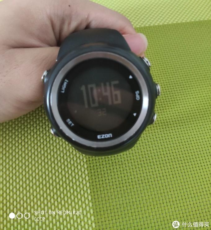 EZONT031使用感受,一个看起来很有用但是实际上没(有)用的手表