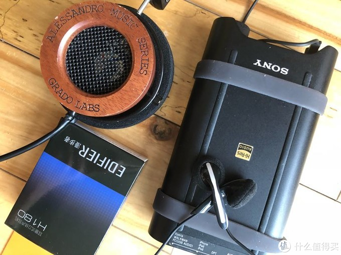 经典老声音:漫步者H180平头耳塞式耳机开箱评测