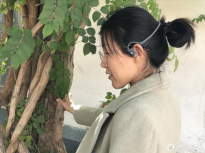 妹子放开那个耳机,让我来! 南卡骨传导强势入手测评