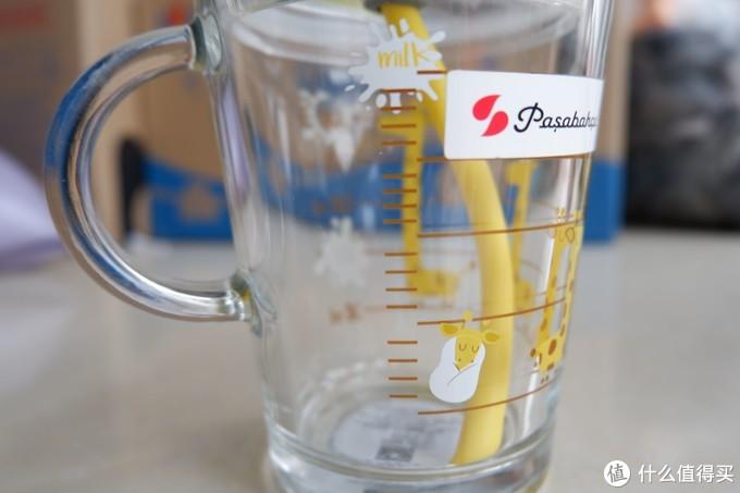不错的牛奶杯—帕莎帕琦钢化无铅牛奶杯开箱分享