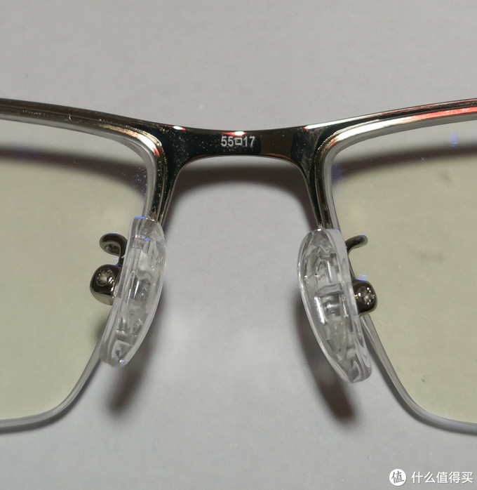 夏蒙 VM19335黑色 + 依视路精视1.56防蓝光 入手晒单