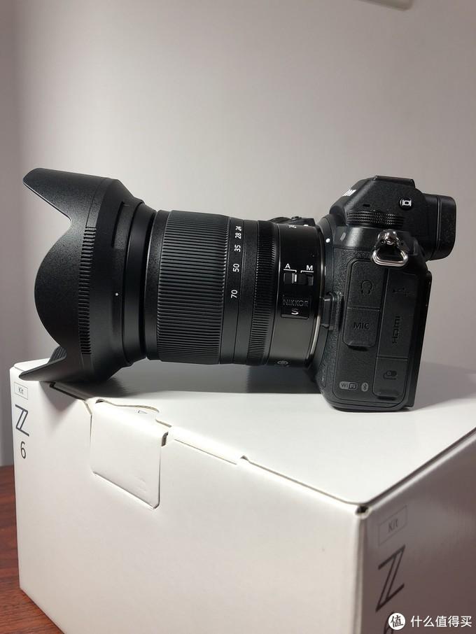 摄影爱好者的器材升级:尼康Z6