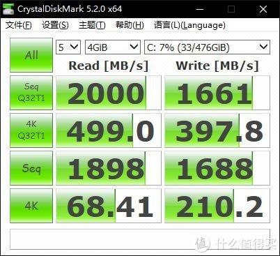 七彩虹SSD CN600 512GB 开箱