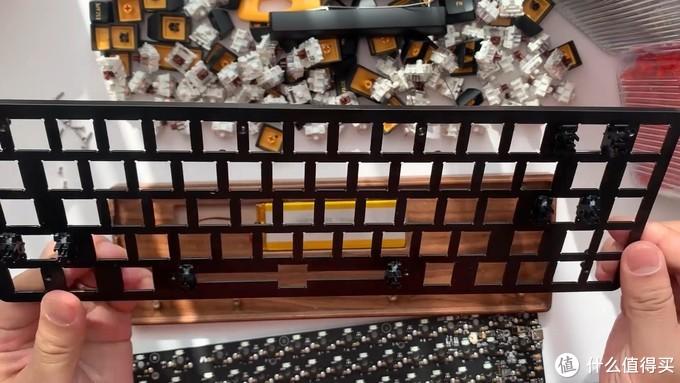 Woo-dy双模木质客制化机械键盘评测《时空测测评》