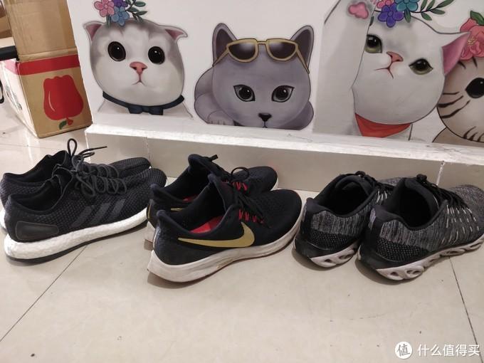 【匹克态极跑步鞋】 双11开箱