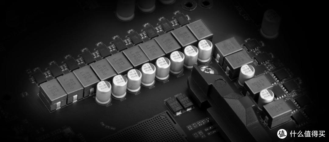采用IR PWM数字供电芯片,以及一体整合式的Mos管,采用在一些高端主板上