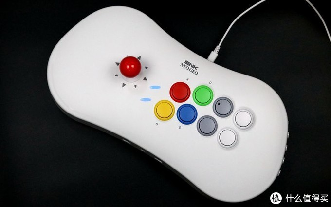 约上朋友,再战拳皇 畅玩SNK人气作品 SNK NEOGEO游戏控制器体验