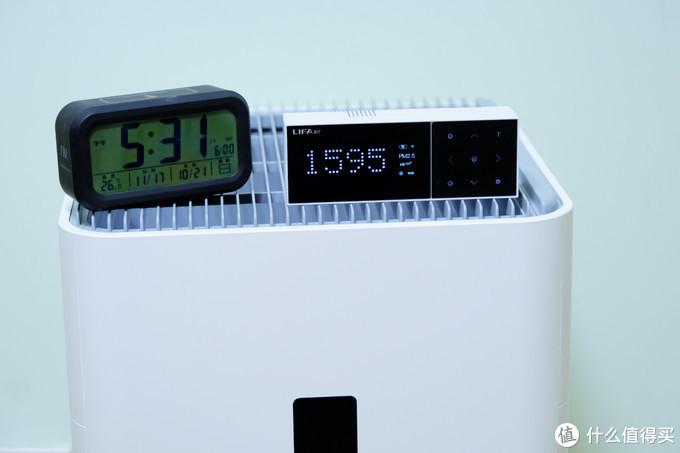 儿童房的健康卫士----352 Y100C除醛空气净化器