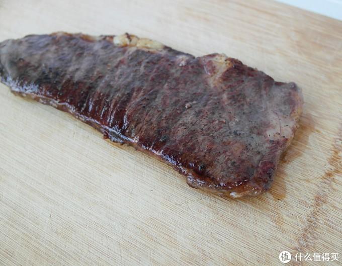 五分钟做好一份原汁原味的煎牛排