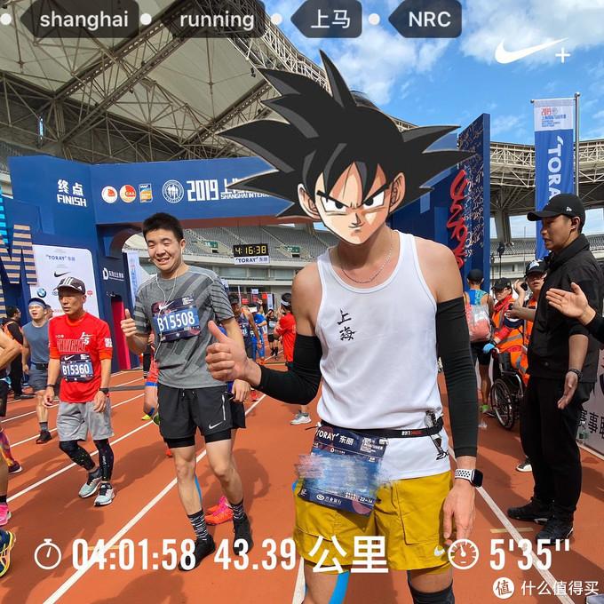 未达预期没有借口!我的2019上海马拉松