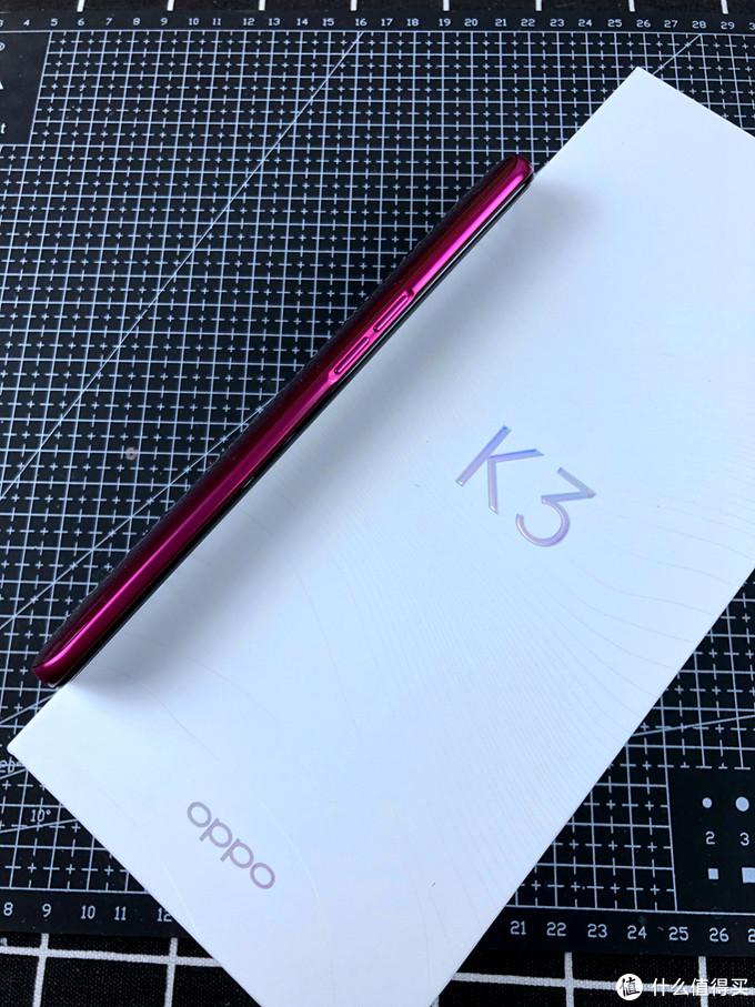 时尚老人机之选-OPPO K38GB+128GB 星云紫