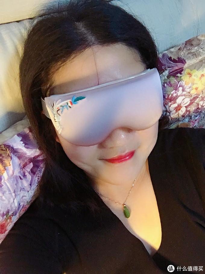 回眸一笑百媚生——这个眼罩可还行?Hi+故宫智能蒸汽眼罩全面体验