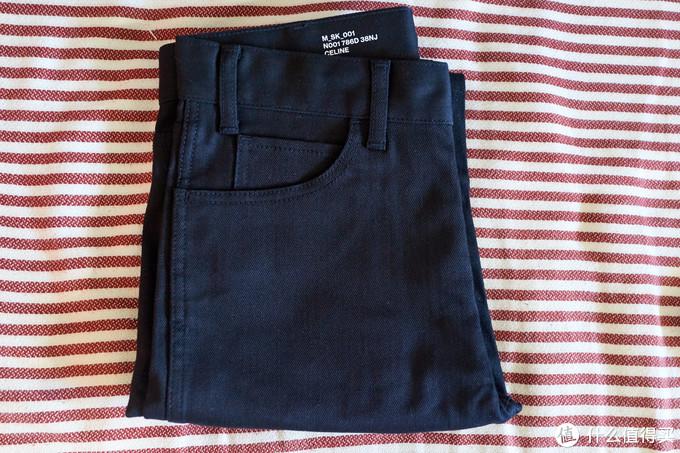 送给自己双11的礼物--Celine男士牛仔裤简单分享