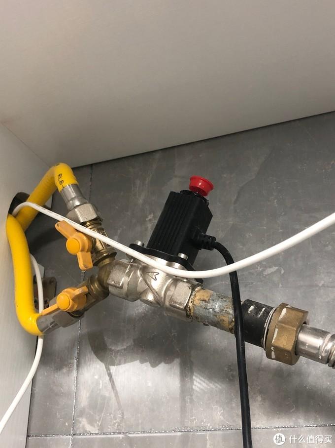 烟雾报警及天然气泄漏智能控制燃气开关的解决方案