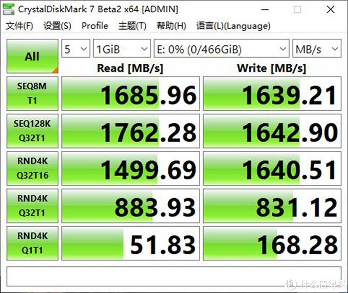 1GB不到1块才算性价比!东芝RC500 NVMe固态硬盘入手分享