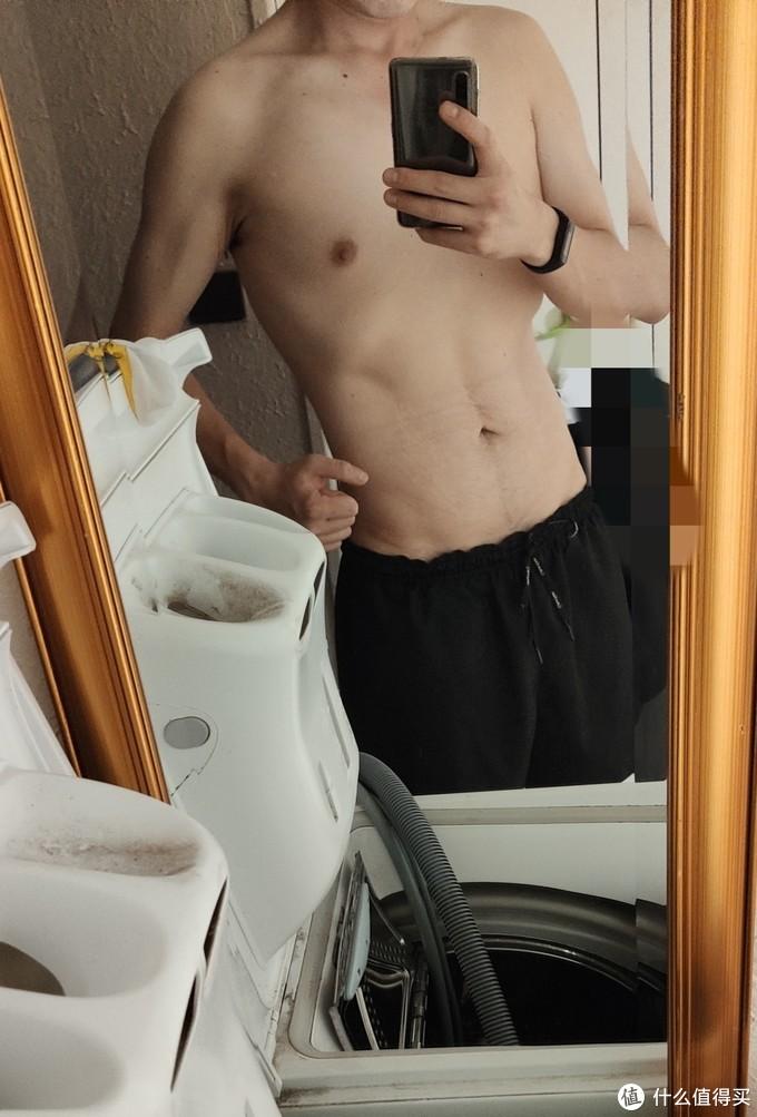 第一篇续,关于减肥文的集中答疑和发图给想看我肚子照片