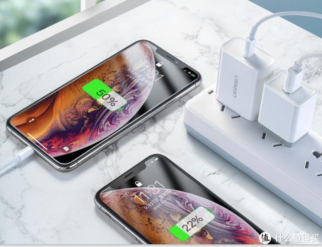 同款iPhone使用普充和快充充电,差距不是一点点,肉眼可见