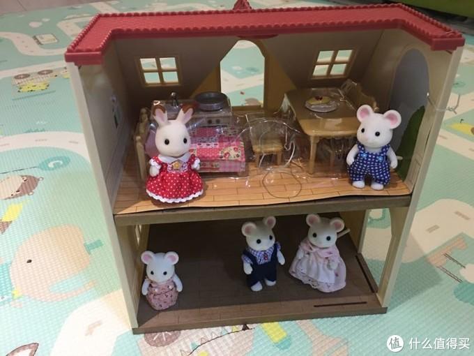 小老鼠是我之前单独买的