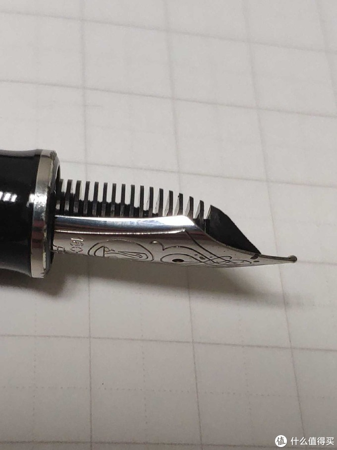 m805的笔握金属环