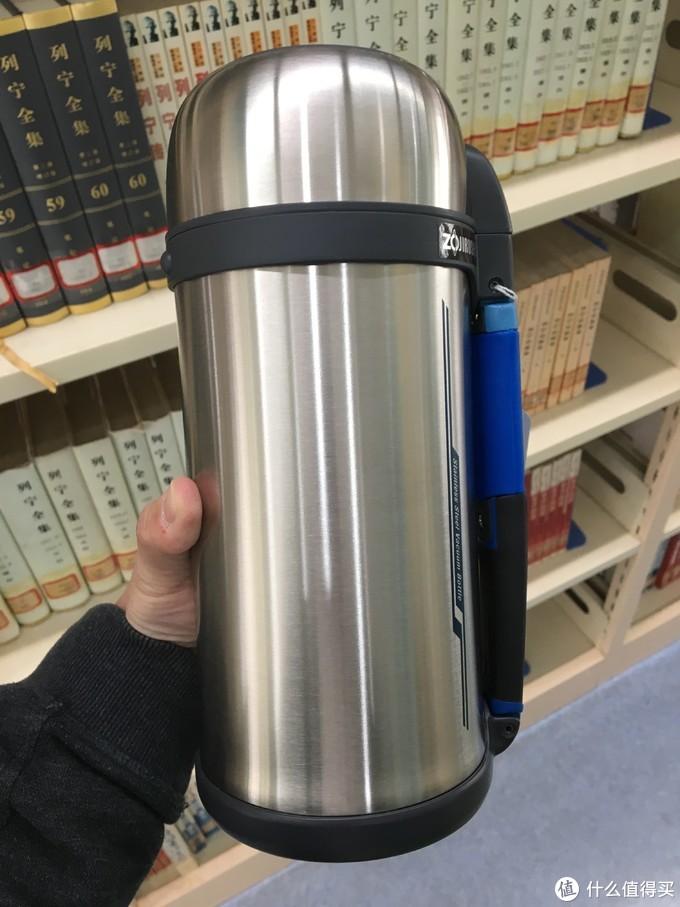 图书馆猿のZOJIRUSHI 象印 SF-CC15-XA 不锈钢真空保温壶 1.5L 简单晒