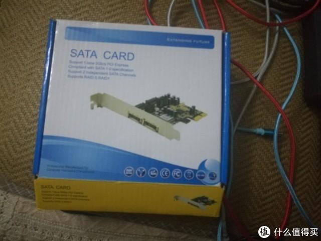 30包邮的EXPRESS USB3.0扩展卡