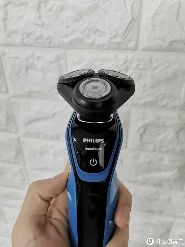 飞利浦S5050电动剃须刀,彰显男士魅力