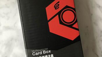 锐玛存储卡收纳盒怎么样体验(材质|搭扣|容量|优点)