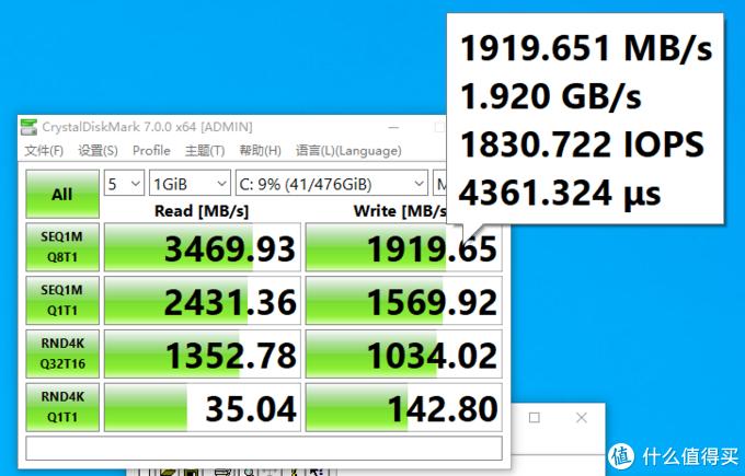 火力全开,读速3500MB/s,Lexar雷克沙NM700评测:笔记本脱胎换骨