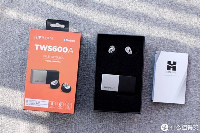 设计青春时尚,性价比极致,HIFIMAN TWS600A真无线蓝牙耳机体验