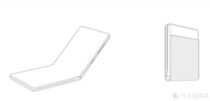 酷似Razr的垂直折叠方式:HUAWEI 华为 正在开发 新可折叠屏手机