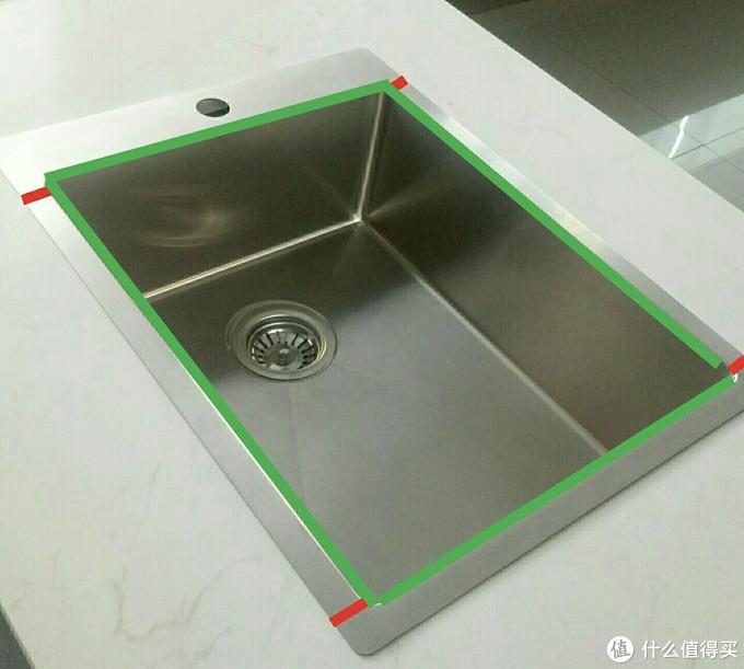 厨房水槽猫腻之承载式焊接VS非承载式焊接