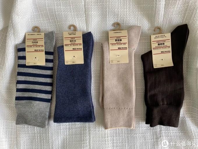 MUJI的袜子也有很多讲究,估计你都没注意过