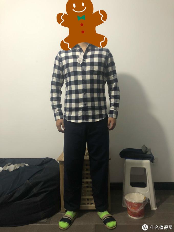 来自女友的礼物,等待2年的睡衣,情侣衬衫上身