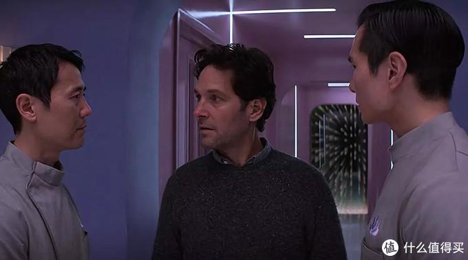 Netflix新剧:用科技解决「蚁人」的中年危机?