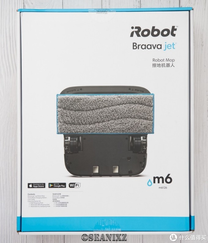 这大概是目前最好的擦地机器人-iRobot Braava jet m6 使用体验