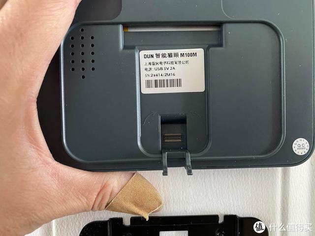 自带存储不用TF卡,老人小孩轻松开见门外更安全?DUN智能猫眼